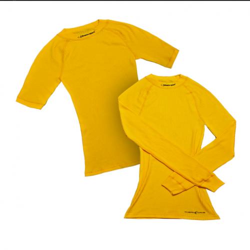 Braca Ισοθερμική Μπλούζα - κίτρινη